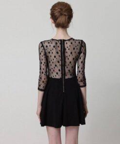 robe longue automne promod