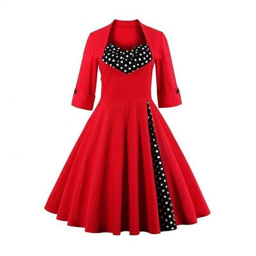 robes longues vintage