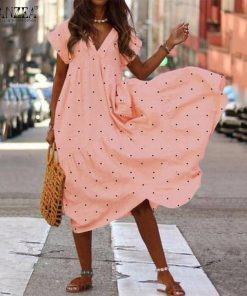 boheme chic robe