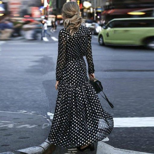 robe dentelle style boheme